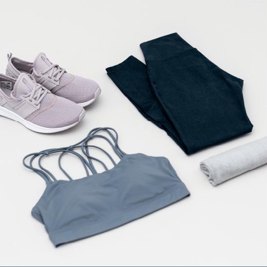 Onze 7 oefeningen om uw sportkleding te verzorgen