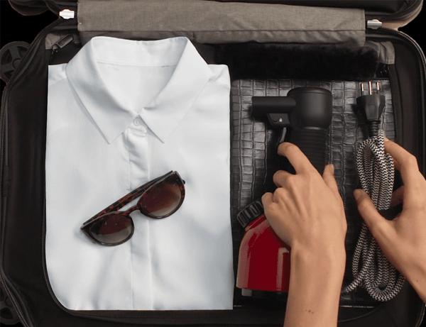 défroisseur chemise et défroisseur de voyage