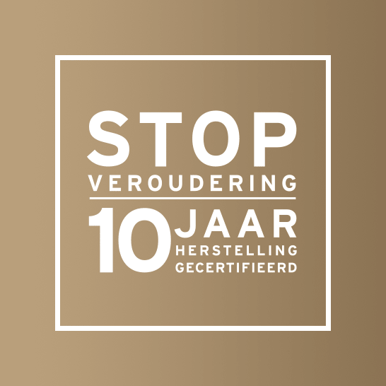 STOP VEROUDERING