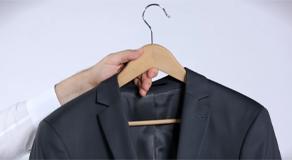 Votre veste - Comment la défroisser ?