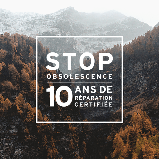 Stop obsolescence